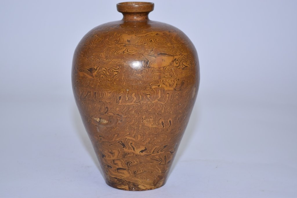 Song Chinese Mixed Glaze Vase