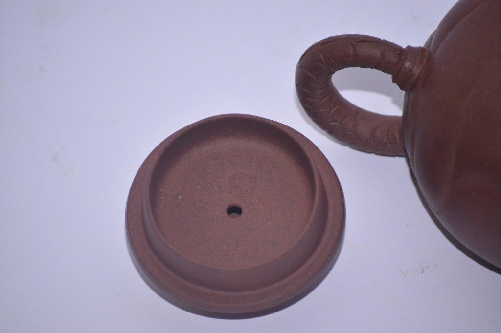 Republic Chinese ZiSha Teapot - 5