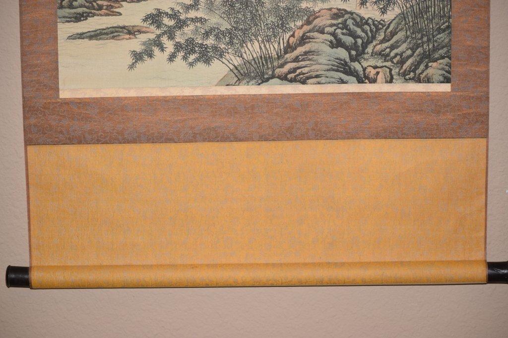 Republic Chinese Watercolor Scroll, Han ZongXiang - 7