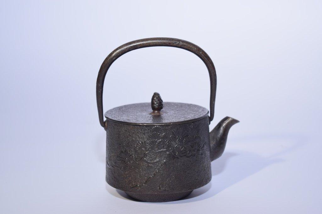 Japanese Metal Water Pot - 3
