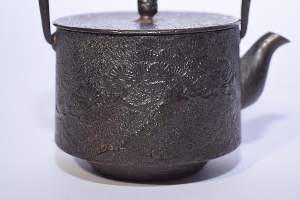 Japanese Metal Water Pot - 4