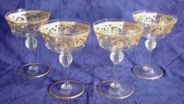 7: Champagne glasses