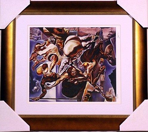 Salvador Dali   - Family of Marsupial Centaurs - 2
