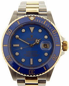 Mens Custom Submariner Rolex Watch