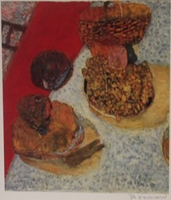 Picnic - Signed Lithograph - By Bonnard