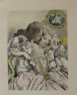 Wedded Couple - Lithograph - Legrand