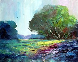 Original Oil Painting on Canvas by Michael Schofield