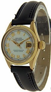 Lady's DateJust Mother Pearl Rolex