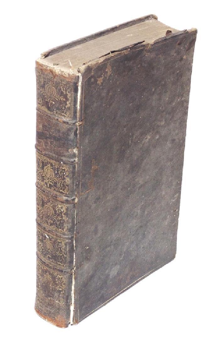 James Harris [Book & Manuscript Letter]