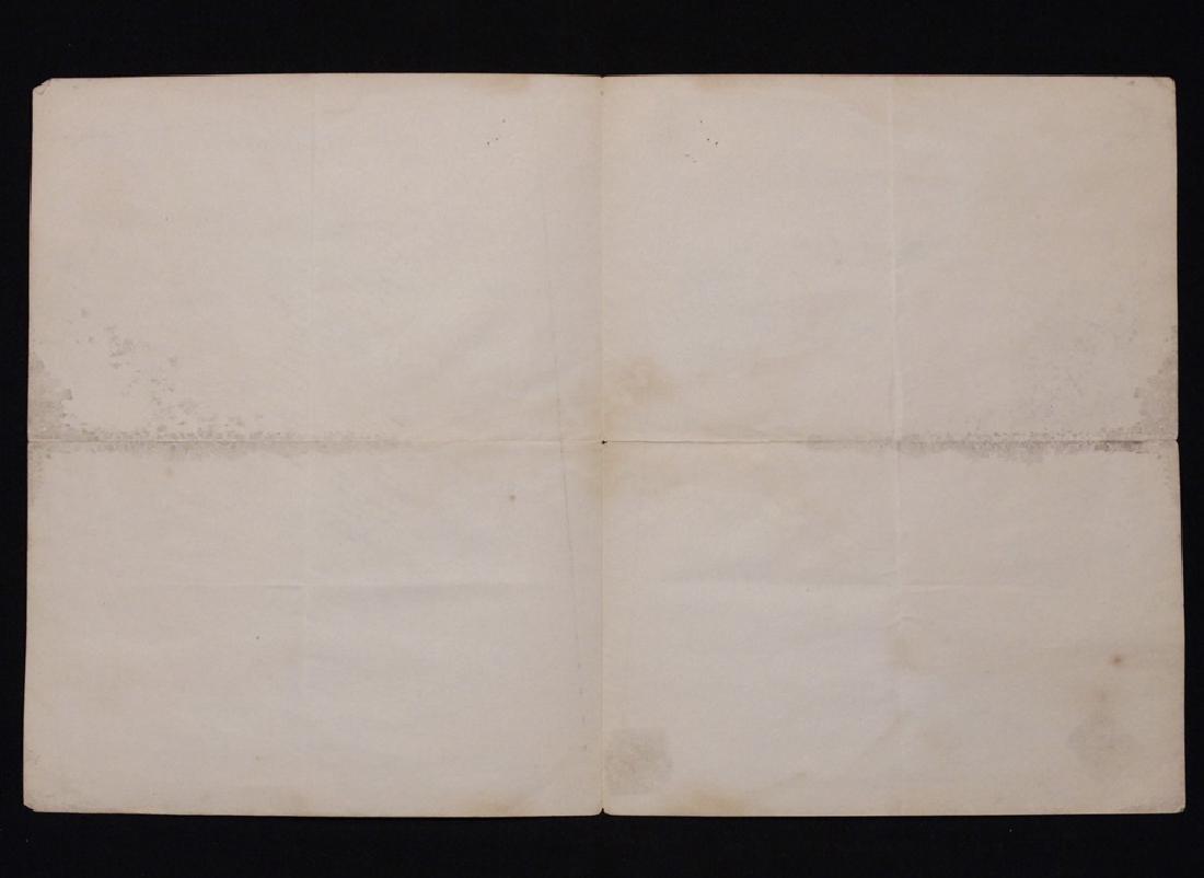 Harding, Warren G.  Typed Letter Signed - 4