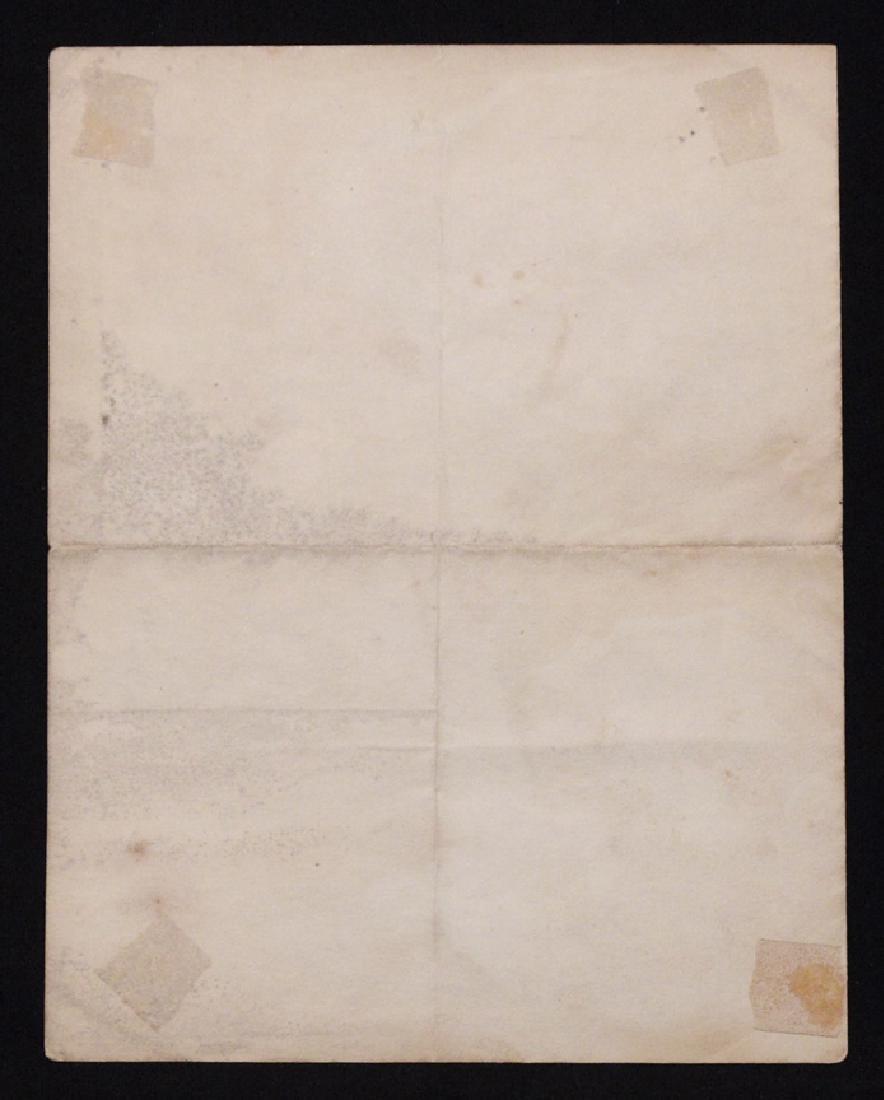 Harding, Warren G.  Typed Letter Signed - 5