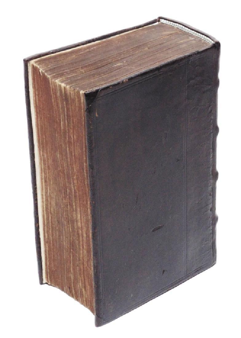 [Bible]  Old Testament in Greek, 1653 - 2