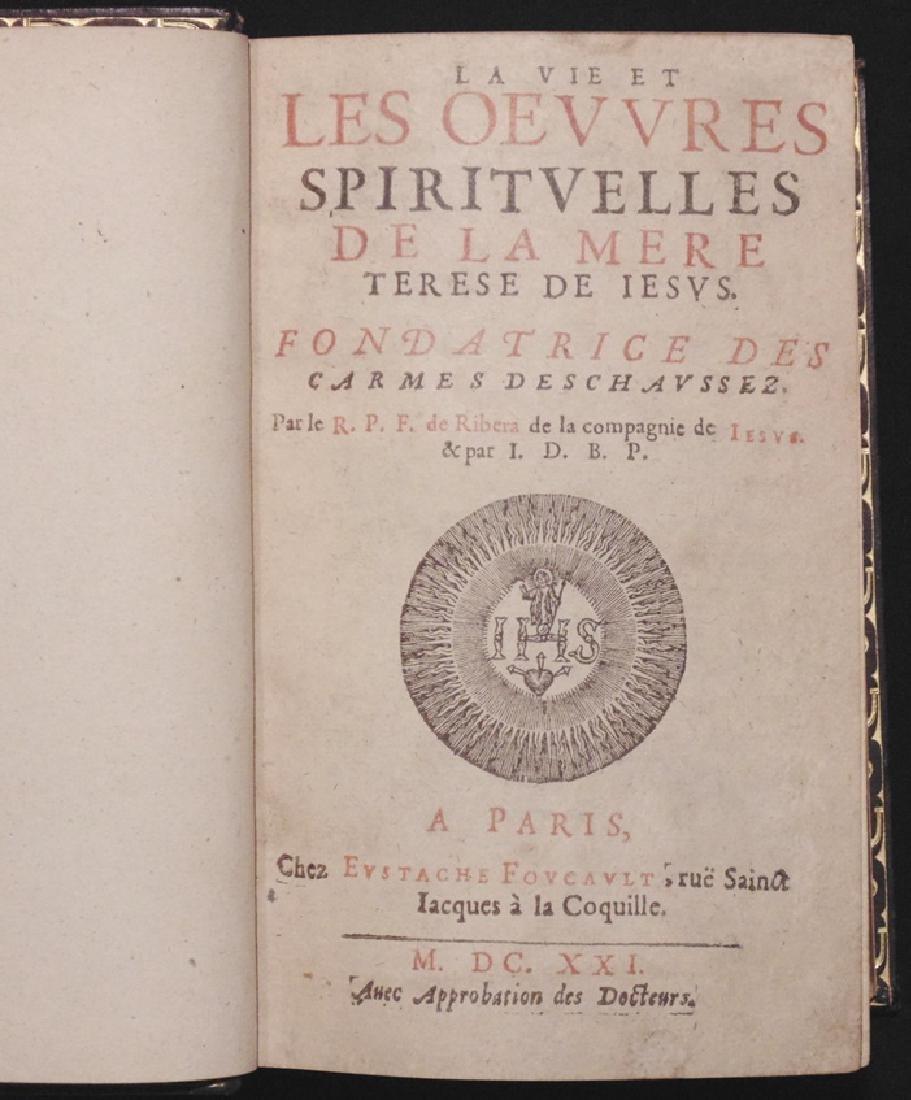 Saint Teresa of Avila [Life & Works] - 3