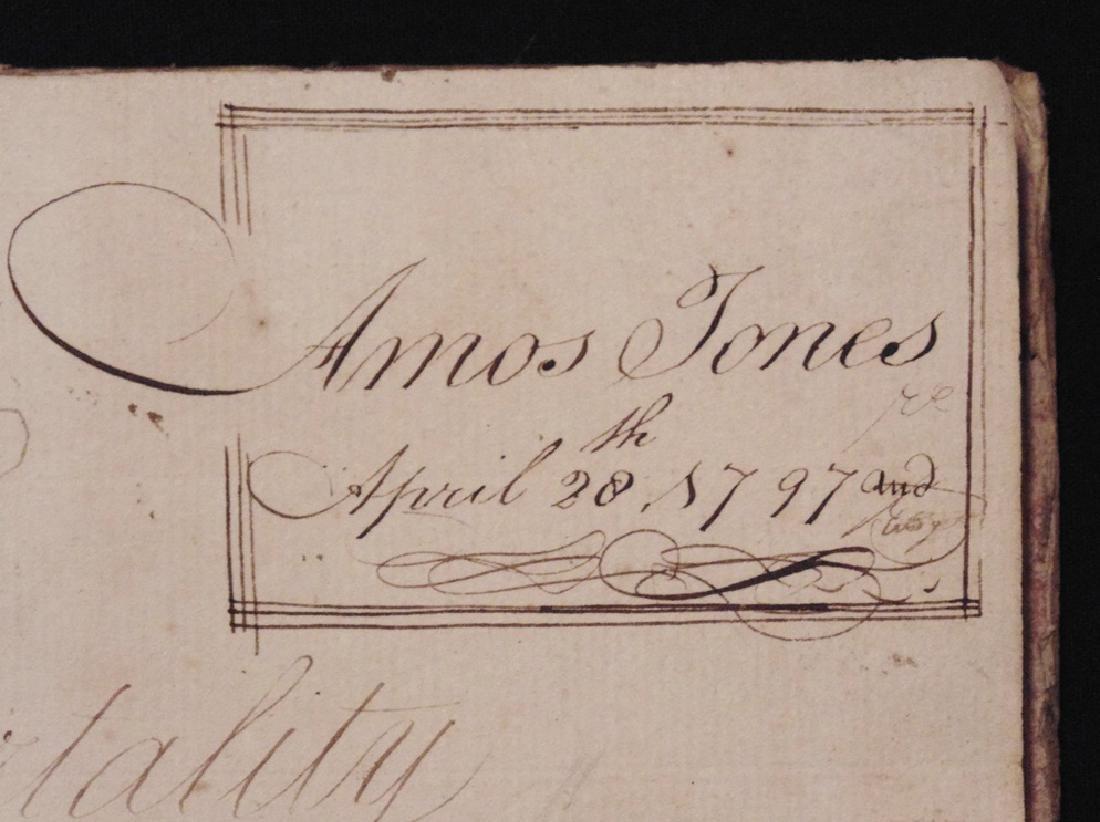 [Business, Arithmetic]  Manuscript, 1797 - 2