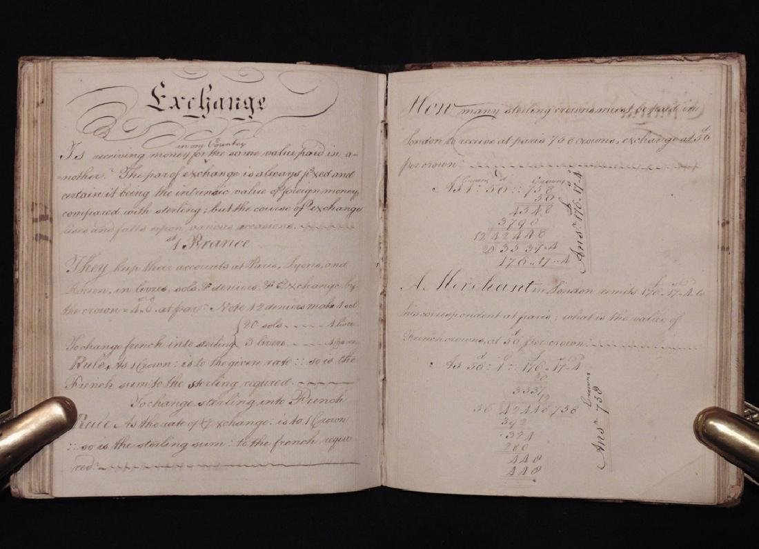 [Business, Arithmetic]  Manuscript, 1797 - 4