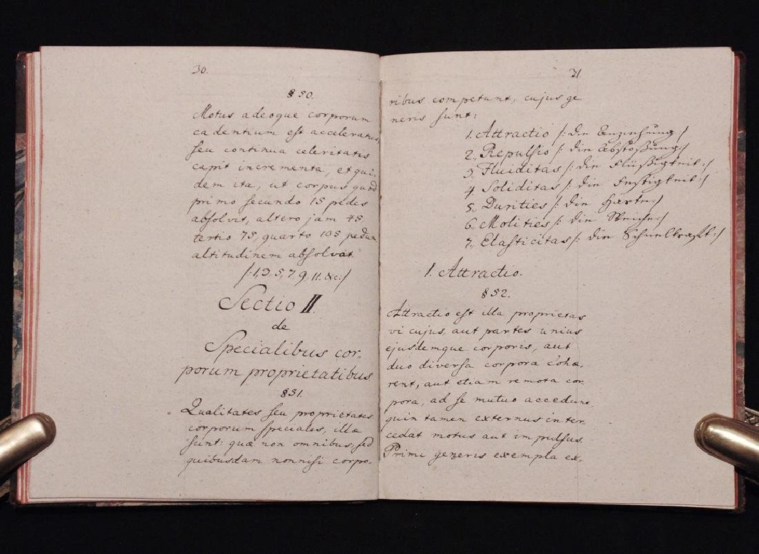 [Manuscript]  Elementa Physicae - 5