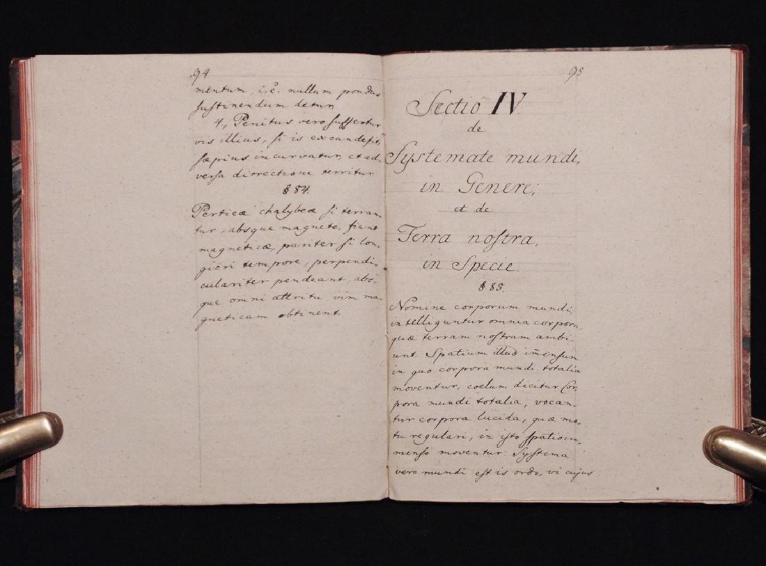 [Manuscript]  Elementa Physicae - 7