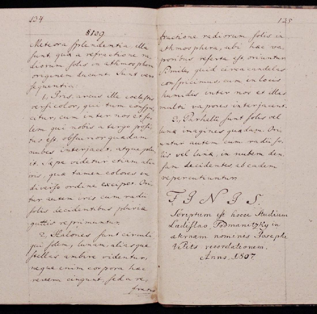 [Manuscript]  Elementa Physicae - 8