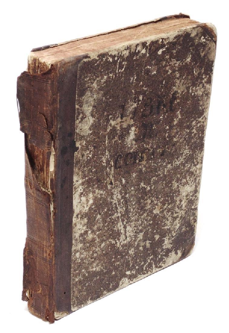 [Mathematics, Wally Schirra]  Manuscript, 1774 - 7