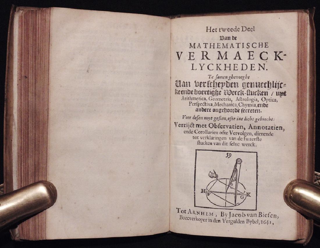 [Mathematics]  Mathematische Vermaecklyckheden - 4