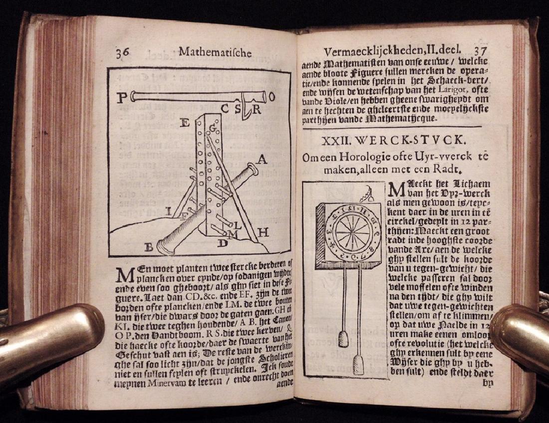 [Mathematics]  Mathematische Vermaecklyckheden - 6