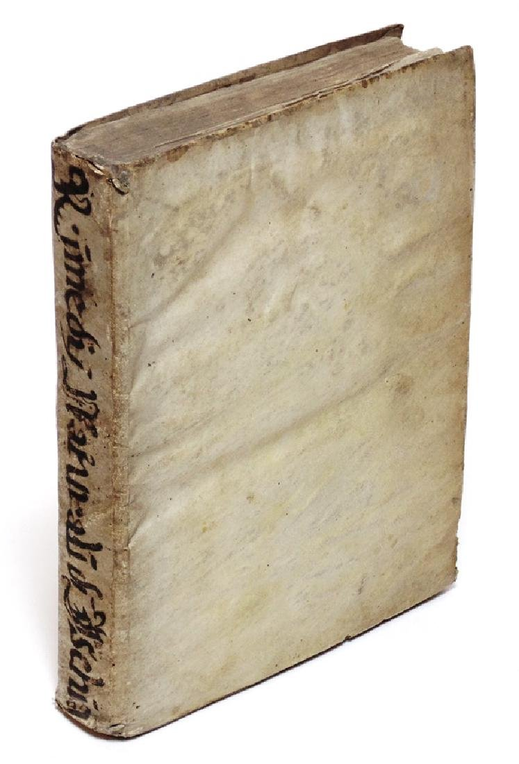 [Medicine, Natural Remedies, 17th c. Italy]