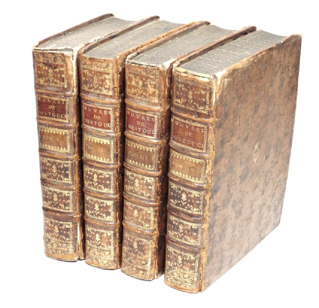 [Bindings, Provenance]  Works of Destouches