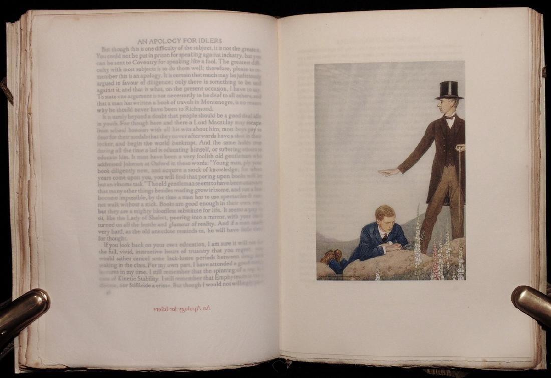 [Florence Press]  Stevenson's Virginus Puerisque - 4
