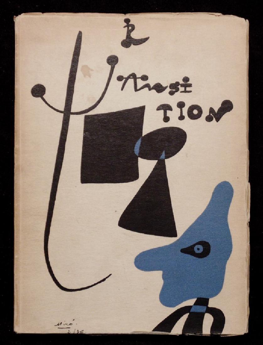 [Joan Miro]  Transition