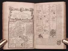 [Maps]  Britannia Depicta, 1720