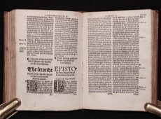 [Bible]  Coverdale, New Testament, 1538