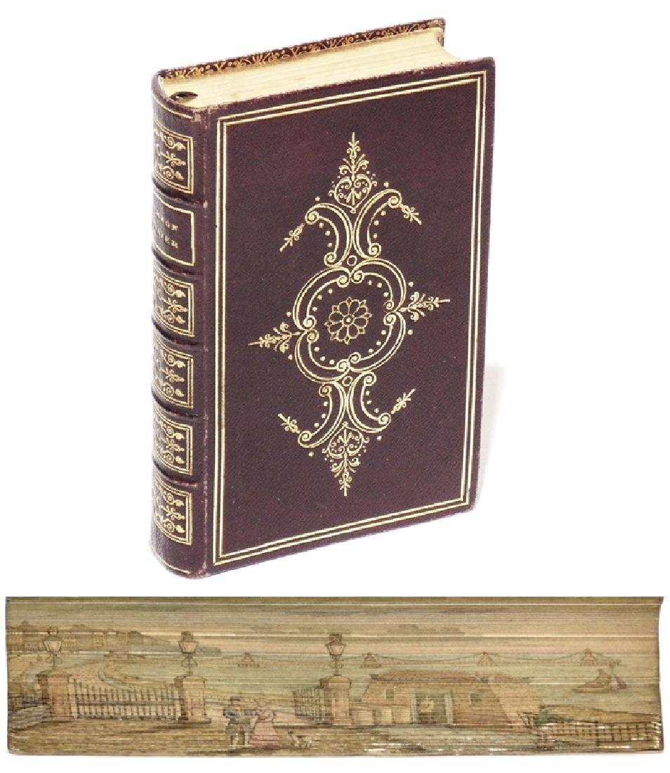 [Fore-Edge Painting, Bindings, Bible]