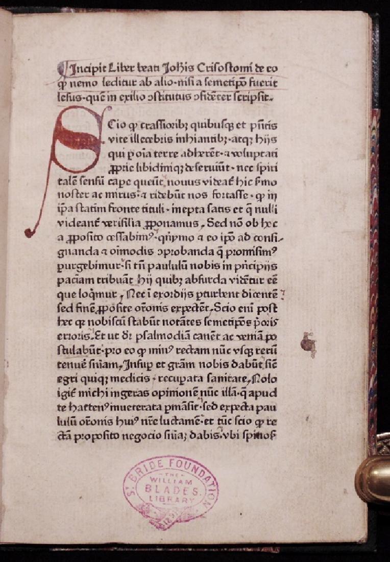 [St. John Chrysostom, 1470]