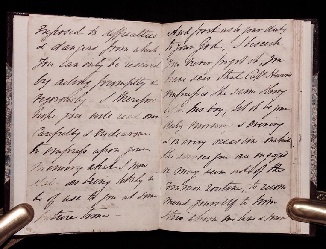 [Manuscript, British Maritime, 1857]