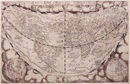 [Map of World]  Gerard De Jode, 1578