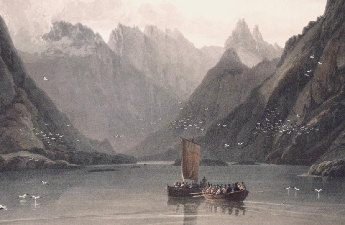 [Hand-Colored Plates]  Voyage Round Britain