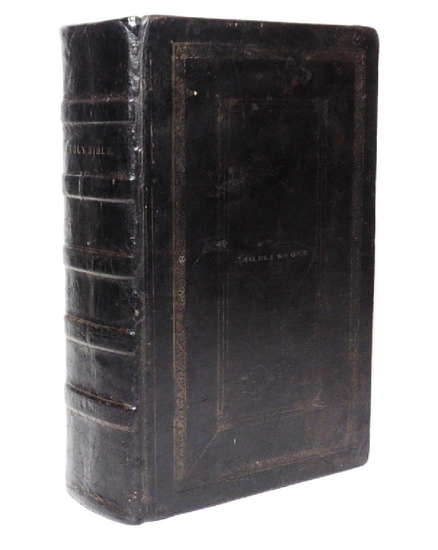 Bible. 1st Hot-Press Edition, Philadelphia, 1798