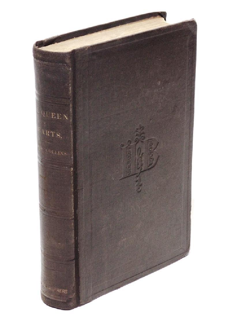 Collins, Wilkie.  Queen of Hearts, 1st ed.