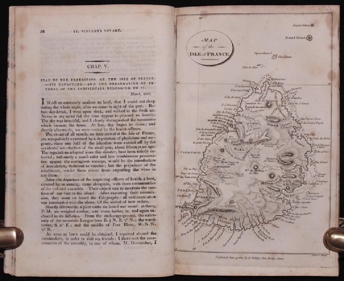 Voyage… Islands of the African Seas, 1805