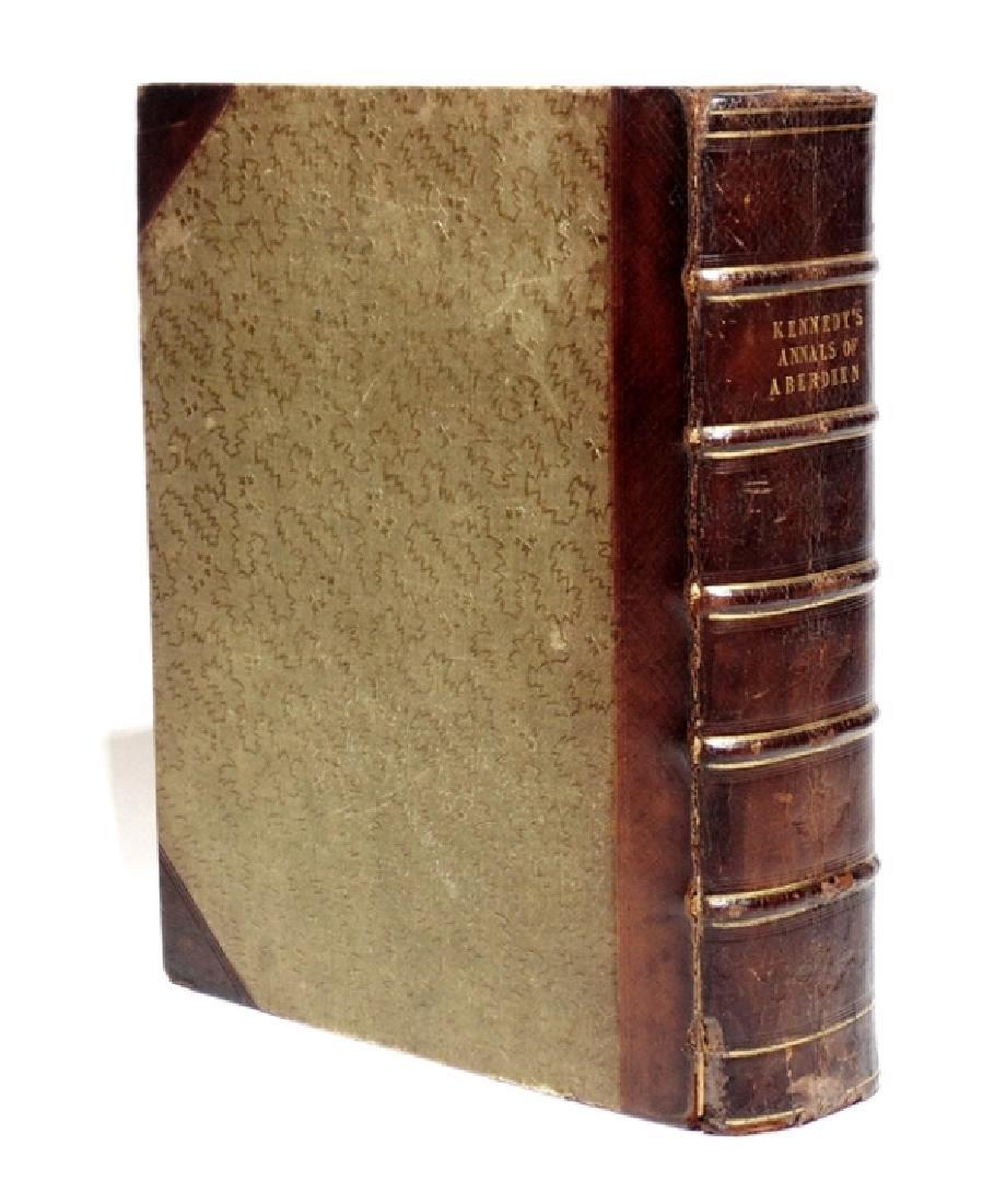 Kennedy's Annals of Aberdeen, 1818