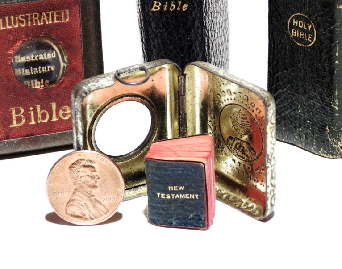 [Miniature Books, Group of 4]