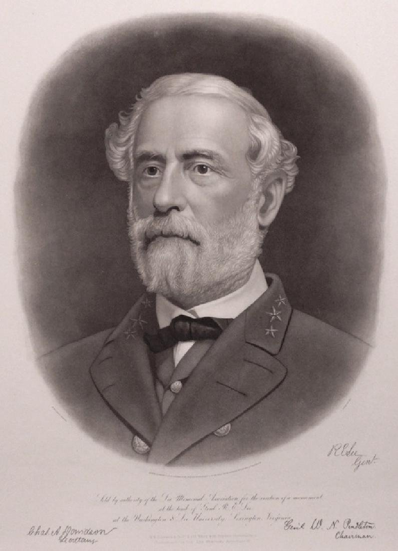 [Civil War,  General Robert E. Lee, Portrait]