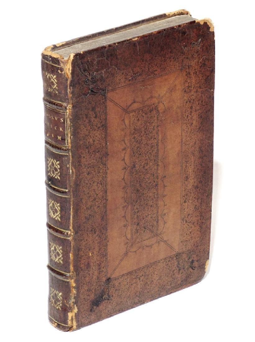 [Homer, Virgil] Treatise of the Epick Poem, 1695