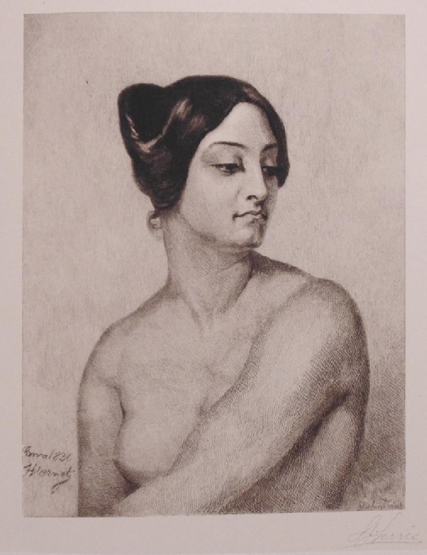 [Etchings]  Stebbins' Paintings & Sculpture