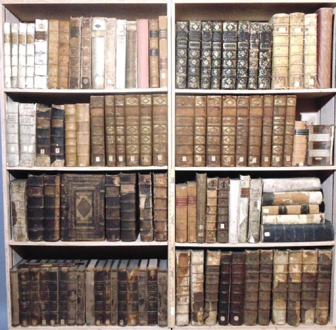 [Shelf-Lot, Early Printing, Froben, 100 Volumes]
