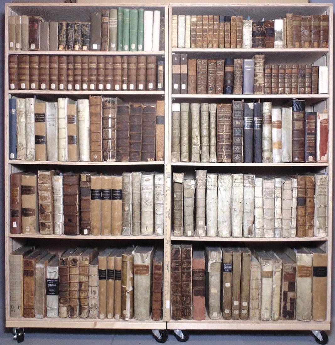 [Shelf-Lot, Early Printing, 163 Volumes]