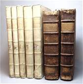 Period Bindings 7 volumes