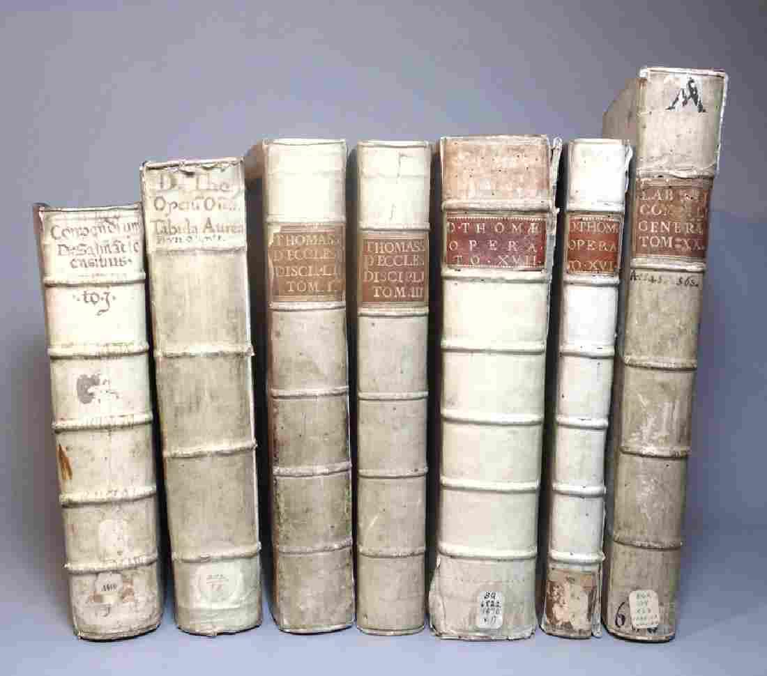 [Period Bindings, 7 volumes]