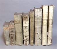 Period Bindings 17th  18th c