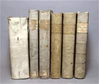 Period Bindings 18th c